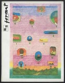 Format : pismo artystyczne, 1993, nr 1-2 (10-11)