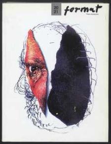 Format : pismo artystyczne, 1995, nr 3-4 (20-21)