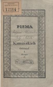 Matylda : powieść szkocka z dzieł Pfeffela. Zeszyt II