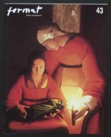 Format : pismo artystyczne, 2003, nr 3-4 (43)