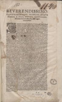 Stanislai Hosii [...] Opera omnia in duos divisa Tomos [...]. [T. 1]