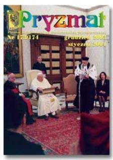 Pryzmat : Pismo Informacyjne Politechniki Wrocławskiej. Grudzień 2003/styczeń 2004, nr 173-174