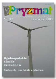 Pryzmat : Pismo Informacyjne Politechniki Wrocławskiej. Czerwiec 2004, nr 179