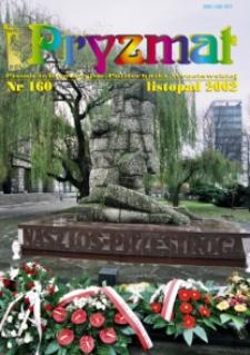 Pryzmat : Pismo Informacyjne Politechniki Wrocławskiej. Listopad 2002, nr 160
