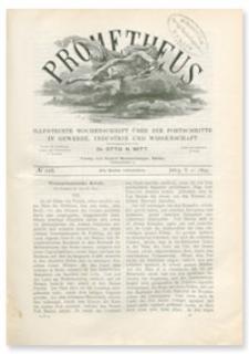 Prometheus : Illustrirte Wochenschrift über die Fortschritte in Gewerbe, Industrie und Wissenschaft. 5. Jahrgang, 1894, Nr 228