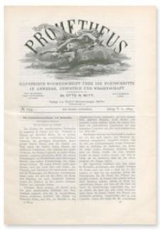 Prometheus : Illustrirte Wochenschrift über die Fortschritte in Gewerbe, Industrie und Wissenschaft. 5. Jahrgang, 1894, Nr 254
